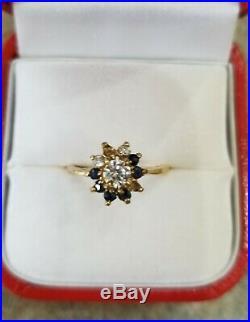 10k Solid Yellow Gold Scrap Repair Jewelry Lot Rings Pendants Earrings Diamonds