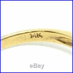 14K Yellow Gold Natural Garnet Earrings, Ring, And Pendant. January Birthstone