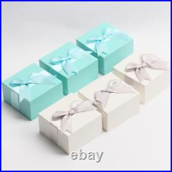 200x Jewellery Gift Boxes Ring Bracelet Necklace Ring Earring Pendant Charms Box