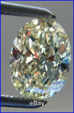 25.18 ct Vvs1 Off White COLOR Oval LOOSE MOISSANITE For Rings/Pendant/Earrings