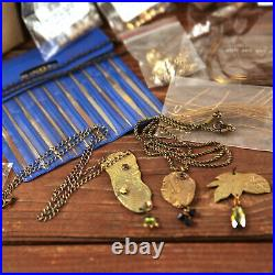 Embeddable Findings Metal Clay Bronze Copper Bezel Wire Tools Sample Product PMC