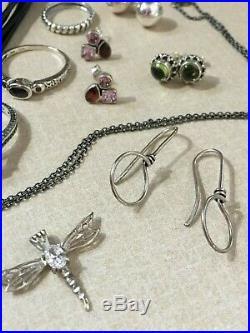 Huge Lot Sterling Silpada Rings Earrings Bracelet Pendants PLUS MORE! MUST SEE