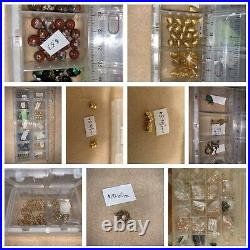 Jewelry Beads Wires Clasps Books Tools Perfect for Quarantine Activity