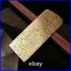 Mokume Gane REAL BIG Blanks! Hand forge for crafting, unique pattern