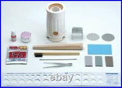 NEW MITSUBISHI MATERIALS 32254-161 PMC3 Silver mini pot starter kit clay art