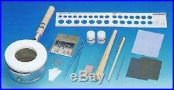 PMC Precious Metal Silver Art Clay Large Stove Top Kiln Jewelry Kit Standard Set