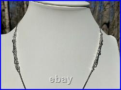 QVC Or Paz Israel Silver. 925 Pearl Pendant Earrings Floral Ring Set sz 4.5