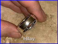 Silpada Sterling Silver Uptown Set Ring SZ 7 Earrings Pendant R0981 W0975 S0979