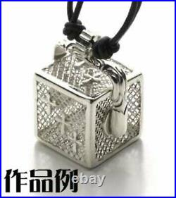 Silver Art Clay PMC3 Silver mini pot start kit Silver accessory Make Tool Japan
