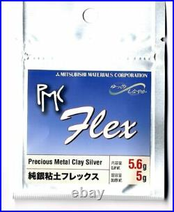 Start Kit PMC3 Flex Mitsubishi Materials silver clay JAPAN pmc metal F/S